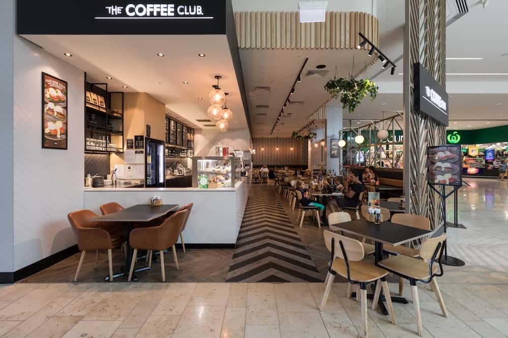The Coffee Club Bayfair