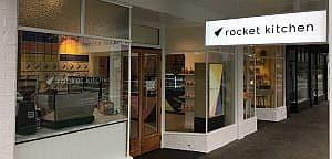 Rocket Kitchen custom fitout by Datum Projects